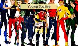 Copy of Young Justice