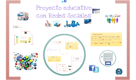 Copy of Proyecto educativo con Redes Sociales