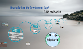 How to reduce the development gap?