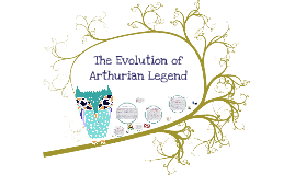 The Evolution of Arthurian Legend
