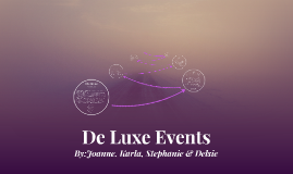 De Luxe Events