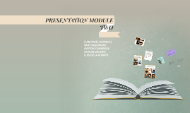 Copy of PRESENTATION MODULE TWO