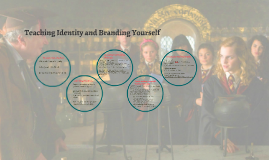 Teaching Identity and Branding Yourself