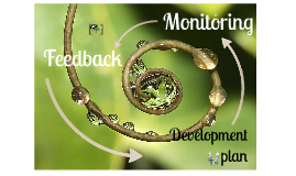 Feedback & Professional Development