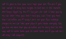 <3 stay lyrics