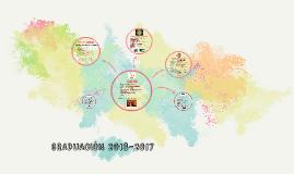 GRADUACIÓN 2013-2017