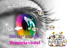 Memòria visual