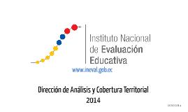 Copy of Dirección de Análisis y Cobertura Territorial