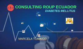 CONSULTING ROUP ECUADOR