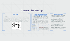 Copy of Issues in Design