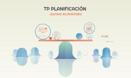 TP PLANIFICACIÓN
