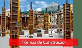 Fôrmas de Construção