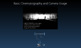 Copy of Basic Cinematography and Camerawork