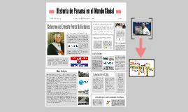 Gobierno de Perez Balladares-Panamá