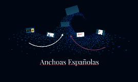Anchoas Españolas