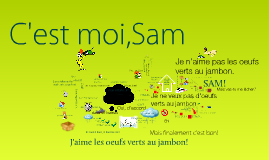 Copy of Dr Seuss- Les oeufs verts au jambon