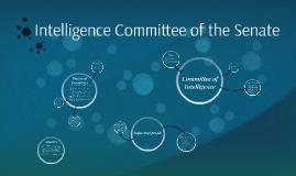 Intelligence Committee of the Senate