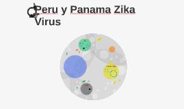 Cuba y Panama Zika Virus