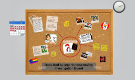 Does God Accept Homosexuality