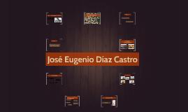 José Eugenio Díaz Castro