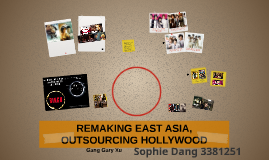 REMAKING EAST ASIA,