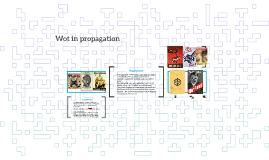 Wot in propagation