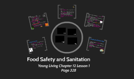 7th Grade - Food Safety and Sanitation