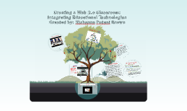 Changing the Educational Paradigm, Becoming Web 2.0