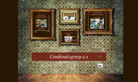 Conferentie combinatiegroep 2-3