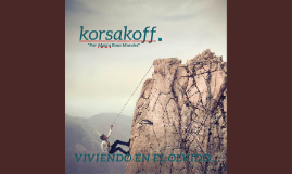 Copy of korsakoff