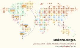 Medicina Antigüa