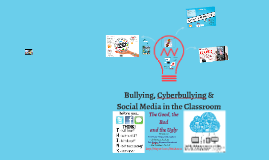 ISCA Bullying, Cyberbullying & Social Media in the Classroom