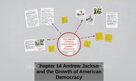 Copy of Andrew Jackson and the Growth of American Democracy