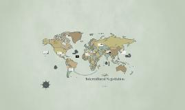 Intercultural Negotian