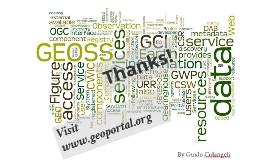 GEOSS and the GEOSS Portal
