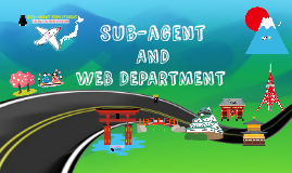 Sub-agent and Web Department