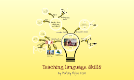 Copy of Teaching language skills