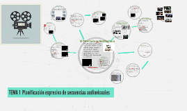 Planificación expresiva de secuencias audiovisuales