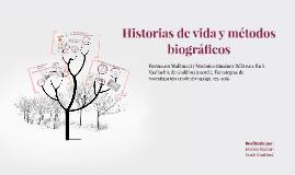 Historias de vida y métodos biográficos. Fortunato