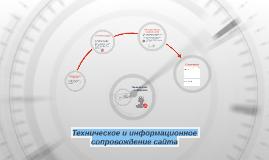 Техническое и информационное сопровождение сайта. AIDA Media