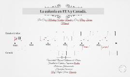 La colonia en EUA y Canadá.