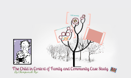 The Child in Context of Family and Community Case Study