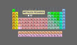 Copy of METALES PESADOS