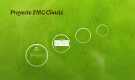Proyecto FMC Chasis