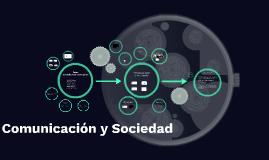 Comunicación y sociedad