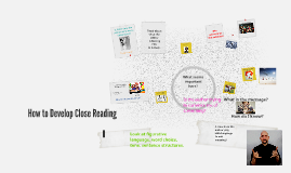 How to Develop Close Reading