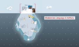 Athabascan Language & History