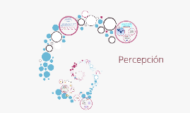 Conceptos de sensación, percepción y sensopercepción.