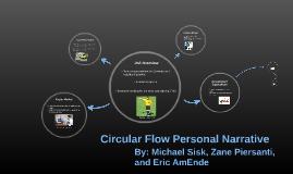 Circular Flow Personal Nar