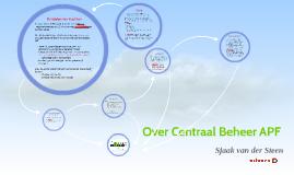Over Centraal Beheer APF